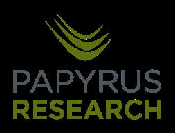 Papyrus block